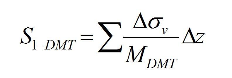 settlements formula